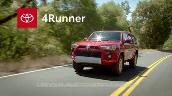 Toyota Columbus Day Savings TV Spot, 'Trucks Built to Last' [T2] - Thumbnail 1