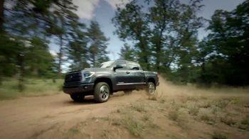 Toyota Columbus Day Savings TV Spot, 'Trucks Built to Last' [T2] - Thumbnail 3