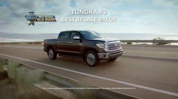 Toyota Columbus Day Savings TV Spot, 'Trucks Built to Last' [T2] - Thumbnail 4
