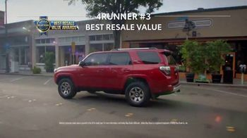 Toyota Columbus Day Savings TV Spot, 'Trucks Built to Last' [T2] - Thumbnail 5