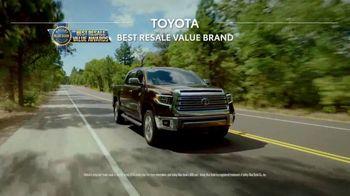 Toyota Columbus Day Savings TV Spot, 'Trucks Built to Last' [T2] - Thumbnail 6