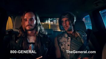 The General TV Spot, 'Rock & Roll'