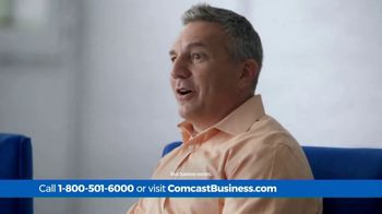 Comcast Business 150 Mbps Internet TV Spot, 'Fast and Reliable' - 26 commercial airings