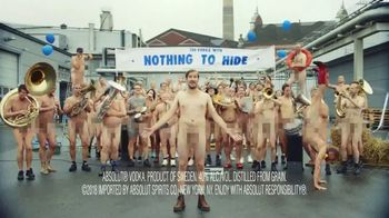 Absolut TV Spot, 'The Vodka With Nothing to Hide' - Thumbnail 10