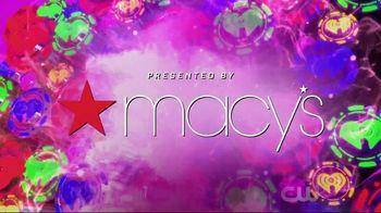 Macy's TV Spot, 'iHeartRadio Music Festival: Floral' - Thumbnail 10