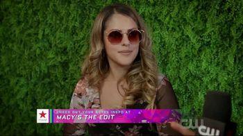Macy's TV Spot, 'iHeartRadio Music Festival: Floral' - Thumbnail 9