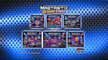 Magtastix Extreme Combo TV Spot, 'Extreme Builds' - Thumbnail 10