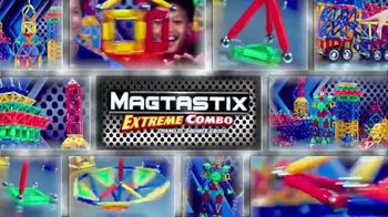 Magtastix Extreme Combo TV Spot, 'Extreme Builds' - Thumbnail 9