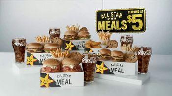 Hardee's All Star Meals TV Spot, 'Microwaves Still Exist?' - Thumbnail 8