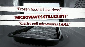 Hardee's All Star Meals TV Spot, 'Microwaves Still Exist?' - Thumbnail 3