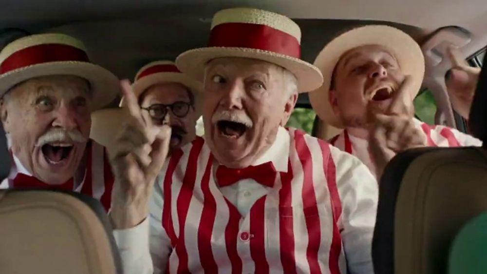 2018 Toyota RAV4 XLE TV Commercial, 'Barbershop Quartet ...