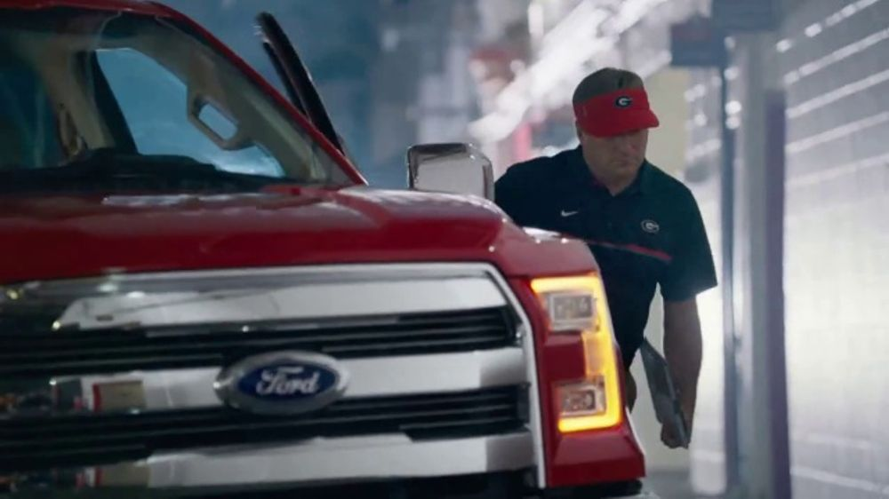 Ford Truck Month TV Commercial, 'Georgia Bulldogs: Blood, Sweat and Tears' [T2]