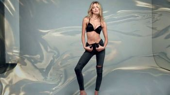 Victoria's Secret Very Sexy Push-Up TV Spot, 'Softer and Thinner' Featuring Martha Hunt - Thumbnail 2