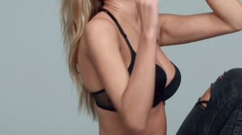 Victoria's Secret Very Sexy Push-Up TV Spot, 'Softer and Thinner' Featuring Martha Hunt - Thumbnail 6