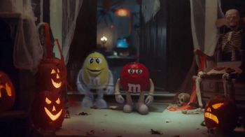 M&M\'s TV Spot, \'2018 Halloween: Ghosted\'