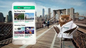 TripAdvisor TV Spot, \'Book Things to Do\'