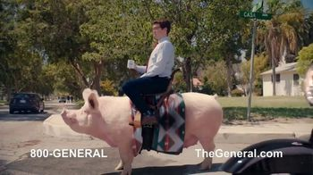 The General TV Spot, \'Nice Hog\'