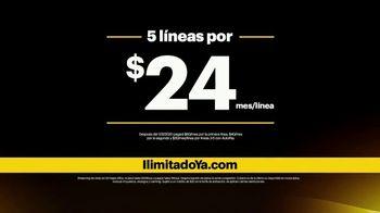Sprint Unlimited Basic TV Spot, 'Cámbiate al plan ilimitado de Sprint' [Spanish] - Thumbnail 9