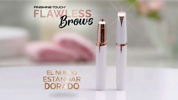 Finishing Touch Flawless Brows TV Spot, 'Adios al vello no deseado' [Spanish] - Thumbnail 2