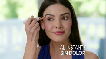 Finishing Touch Flawless Brows TV Spot, 'Adios al vello no deseado' [Spanish] - Thumbnail 3
