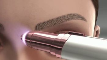 Finishing Touch Flawless Brows TV Spot, 'Micro Precision: Free Shipping' - Thumbnail 4