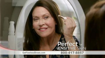 Finishing Touch Flawless Brows TV Spot, 'Micro Precision: Free Shipping' - Thumbnail 5
