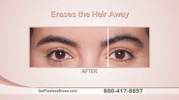 Finishing Touch Flawless Brows TV Spot, 'Micro Precision: Free Shipping' - Thumbnail 6