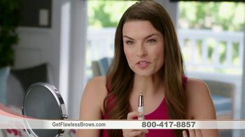 Finishing Touch Flawless Brows TV Spot, 'Micro Precision: Free Shipping' - Thumbnail 7