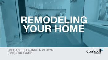 CashCall Mortgage TV Spot, 'Remodeling Your Home' - Thumbnail 1