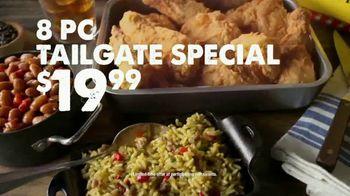 Bojangles' 8-Pc. Tailgate Special TV Spot, 'Unforgettable Passes' - Thumbnail 10