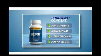 ProsVent TV Spot, 'Problema de la próstata' [Spanish] - Thumbnail 2