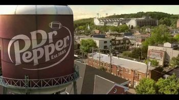 Dr Pepper TV Spot, 'Fansville: Blindsided' Featuring Eddie George - Thumbnail 1