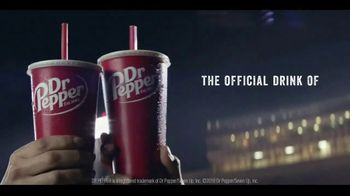 Dr Pepper TV Spot, 'Fansville: Blindsided' Featuring Eddie George - Thumbnail 10