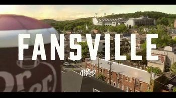 Dr Pepper TV Spot, 'Fansville: Blindsided' Featuring Eddie George - Thumbnail 2