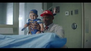Dr Pepper TV Spot, 'Fansville: Blindsided' Featuring Eddie George - Thumbnail 4