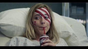Dr Pepper TV Spot, 'Fansville: Blindsided' Featuring Eddie George - 1403 commercial airings