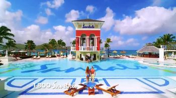 Sandals Resorts TV Spot, 'World's Best for 22 Years' - Thumbnail 2