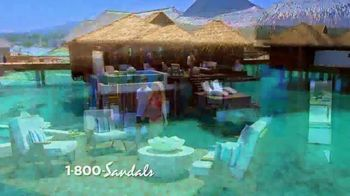 Sandals Resorts TV Spot, 'World's Best for 22 Years' - Thumbnail 3