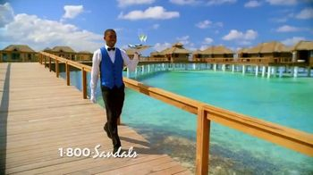 Sandals Resorts TV Spot, 'World's Best for 22 Years' - Thumbnail 6