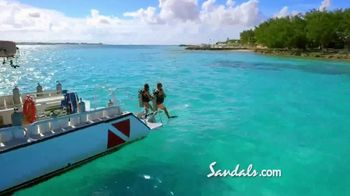 Sandals Resorts TV Spot, 'World's Best for 22 Years' - Thumbnail 7