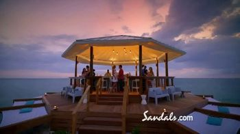 Sandals Resorts TV Spot, 'World's Best for 22 Years' - Thumbnail 8