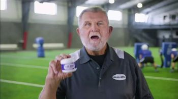 Blue-Emu Super Strength Cream TV Spot, 'Iron Mike Feels a Little Rusty' Featuring Mike Ditka - Thumbnail 1
