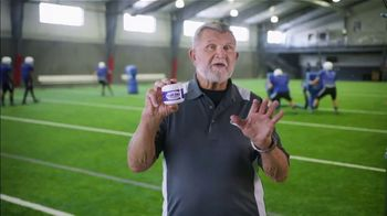 Blue-Emu Super Strength Cream TV Spot, 'Iron Mike Feels a Little Rusty' Featuring Mike Ditka - Thumbnail 2
