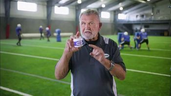 Blue-Emu Super Strength Cream TV Spot, 'Iron Mike Feels a Little Rusty' Featuring Mike Ditka - Thumbnail 7