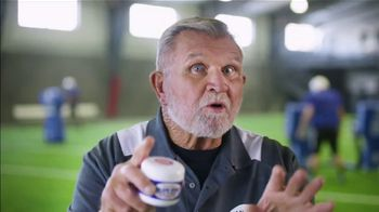 Blue-Emu Super Strength Cream TV Spot, 'Iron Mike Feels a Little Rusty' Featuring Mike Ditka - Thumbnail 8