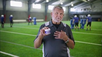 Blue-Emu Super Strength Cream TV Spot, 'Iron Mike Feels a Little Rusty' Featuring Mike Ditka - 392 commercial airings