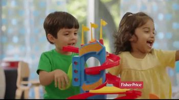 Fisher Price Little People Take Turns Skyway TV Spot, 'Play Together' - Thumbnail 10