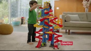 Fisher Price Little People Take Turns Skyway TV Spot, 'Play Together' - Thumbnail 3
