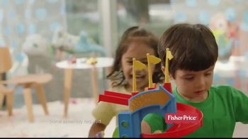 Fisher Price Little People Take Turns Skyway TV Spot, 'Play Together' - Thumbnail 6