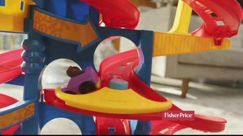 Fisher Price Little People Take Turns Skyway TV Spot, 'Play Together' - Thumbnail 8